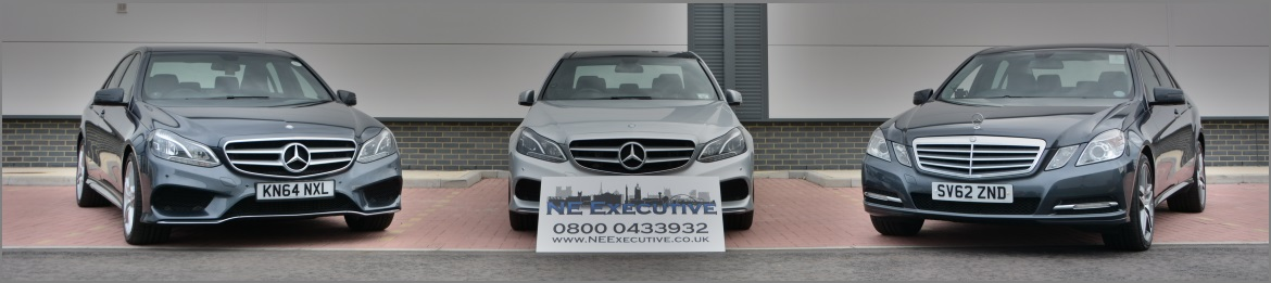 Premium Executive Car Hire in Newcastle